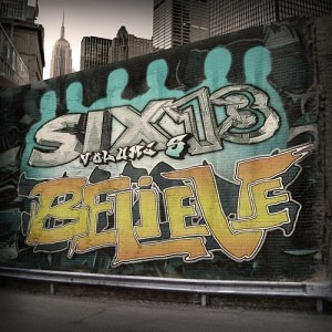 SIX13 - Believe (2013)