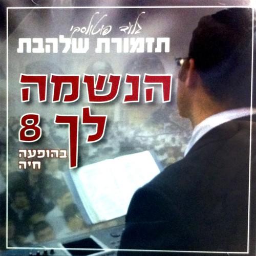 Shalhevet Orchestra - Haneshama Lach 8 (2010)