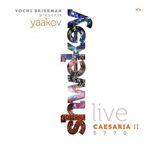 Yaakov Shwekey - Live In Caesaria II (2010)