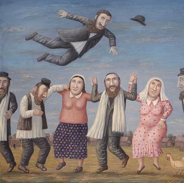 Лучшие еврейские анекдоты. Из еврейской жизни. Часть 2