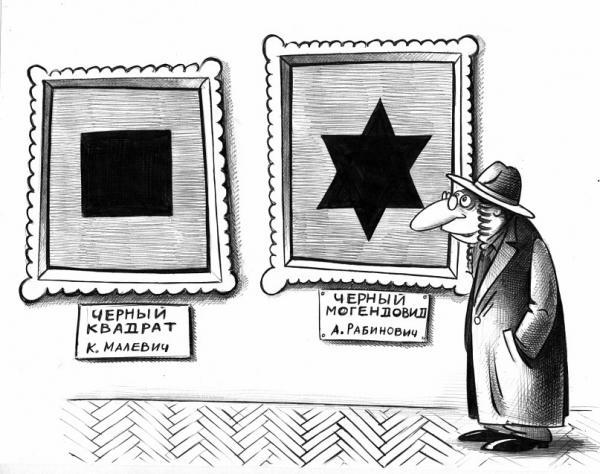 Лучшие еврейские анекдоты. Про Рабиновича. Часть 1