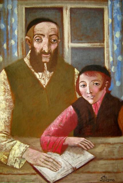 Еврейские сказки. Вознагражденная доброта