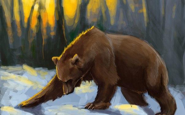 Еврейские сказки. Жених-медведь