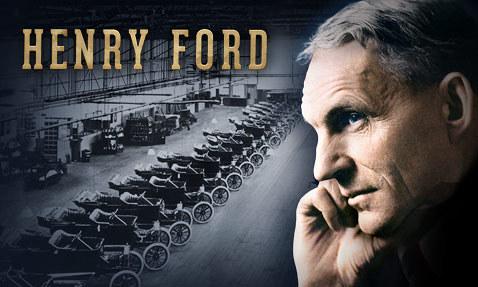 Евреи и автомобили Ford