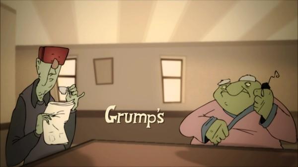 Ворчуны / Grump's (2012)