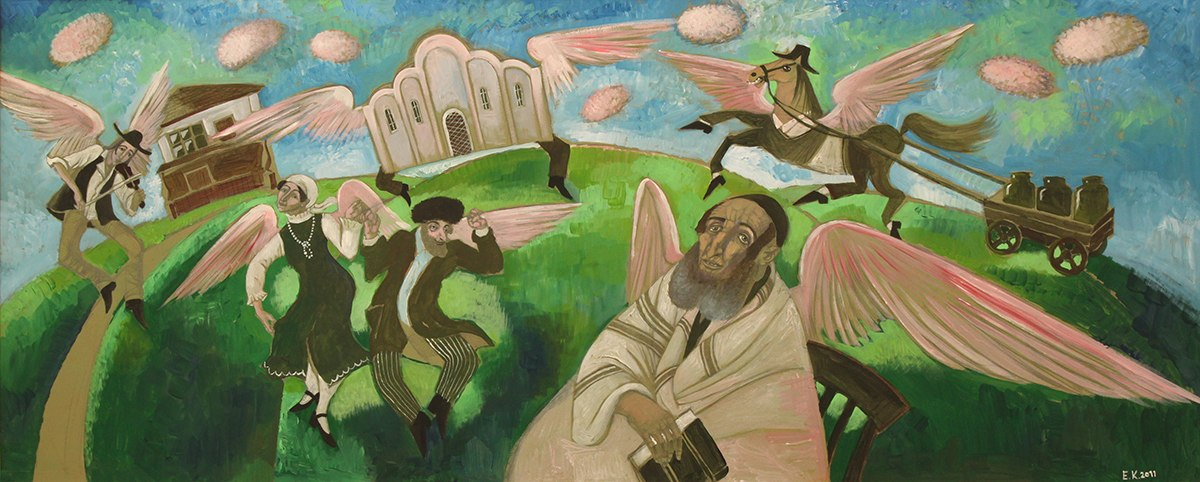 Еврейская сказка про царя и умного слугу