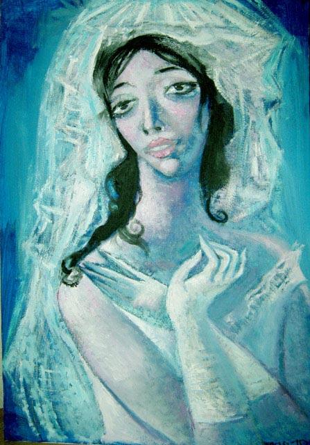 Еврейская сказка о плененной царевне