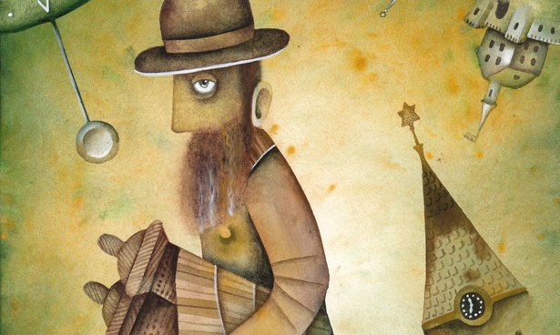Народная еврейская сказка о праведном бедняке