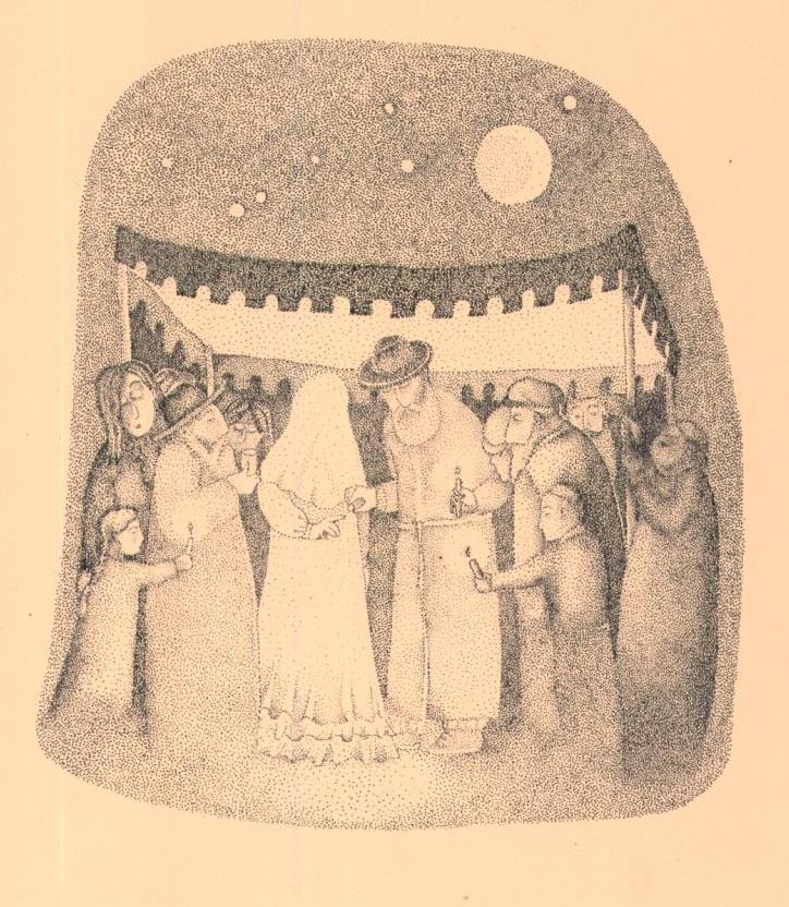 Еврейская сказка. Раввин и работник