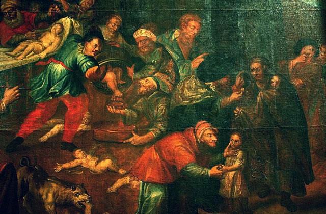Еврейские народные сказки. Кровавый навет
