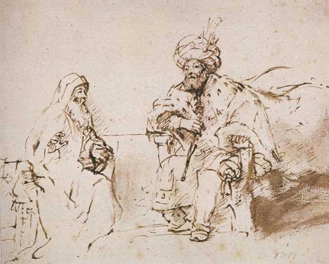 Еврейская сказка о царе