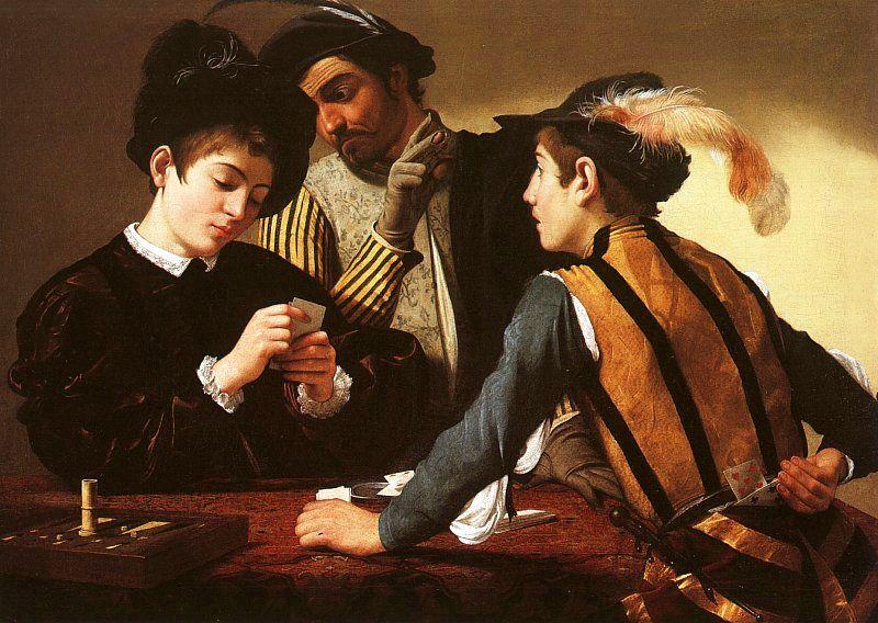 Азартные игры и отношение к ним в истории