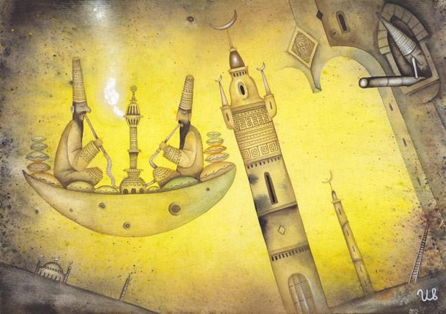 Народные еврейские сказки. Удивительные приключения реб Элиэзера