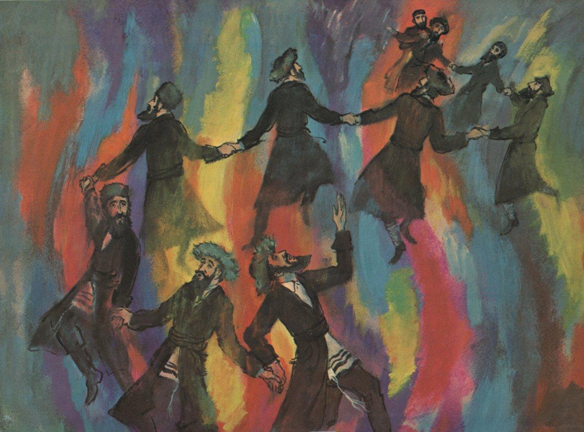Народные еврейские сказки. Пан-колдун