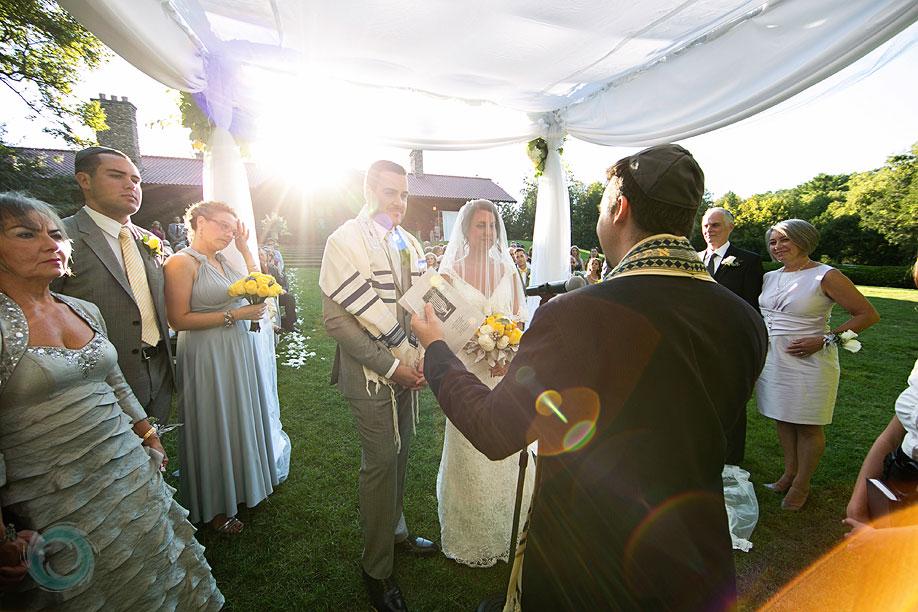 Фотографии еврейской свадьбы и хупы