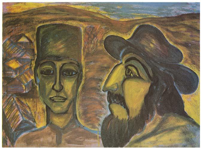 Народные еврейские сказки. Проданный грех