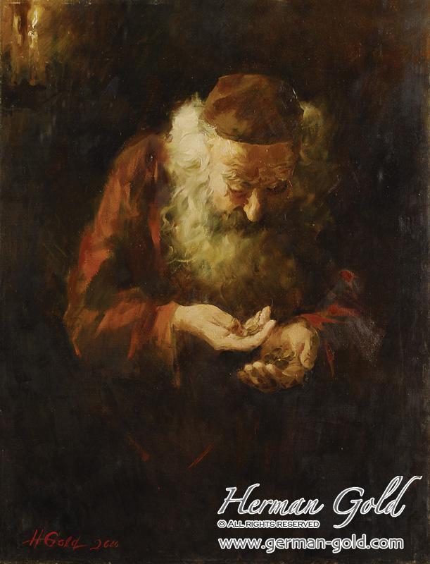 Еврейские сказки. Тяжба с Богом