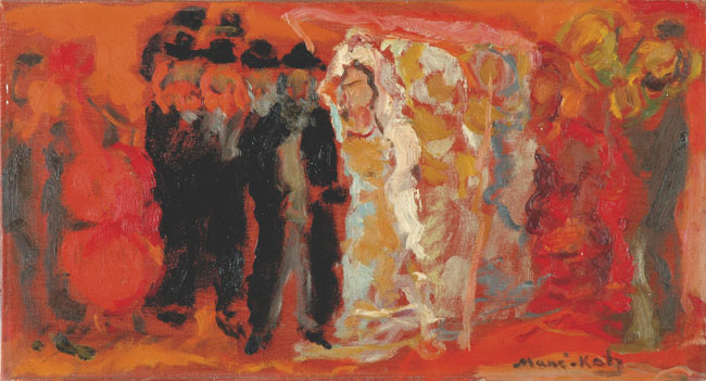 Народные еврейские сказки. Отвергнутая невеста