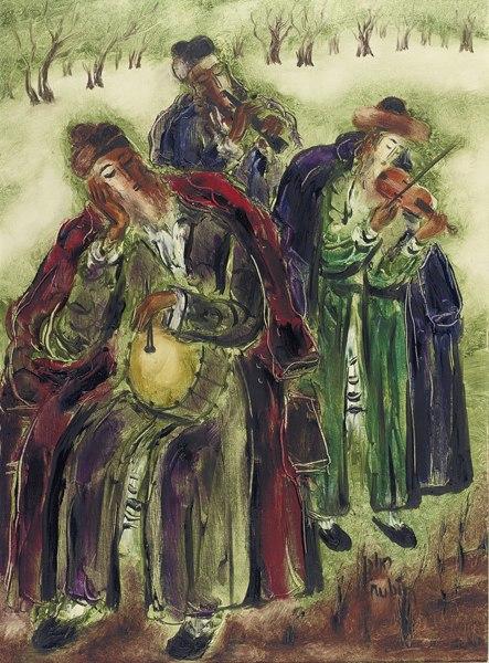 Народные сказки евреев. Мелодия радости и печали
