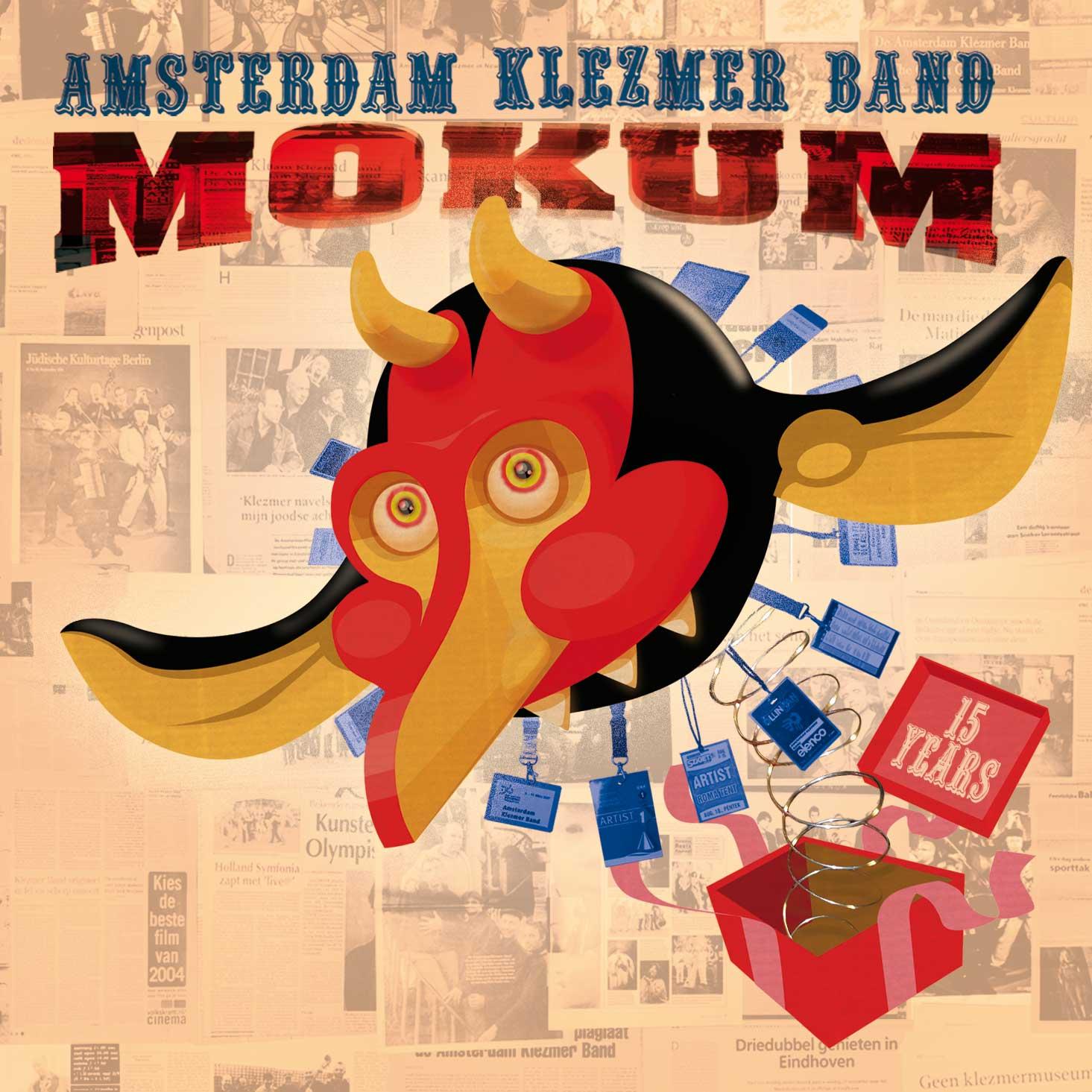 Amsterdam Klezmer Band - Mokum (2012)