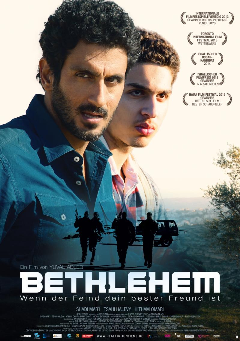 Вифлеем / בית לחם / Bethlehem (2013)