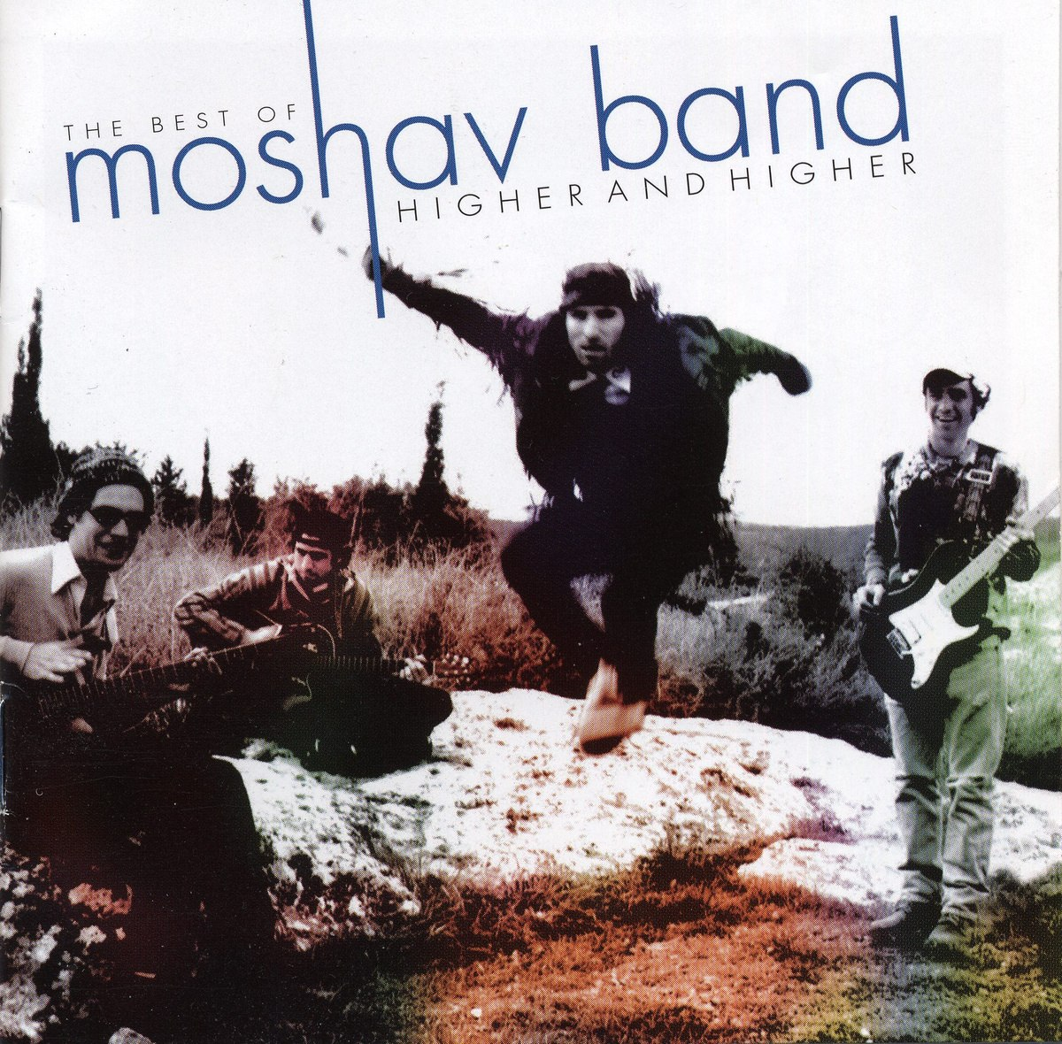 The Best of Moshav Band - Higher and Higher (2005)