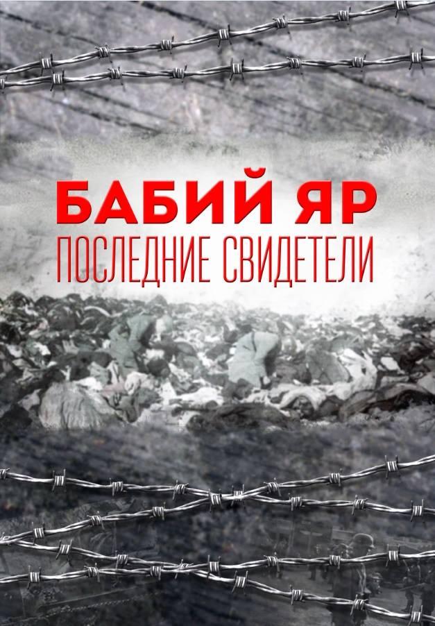 Бабий Яр. Последние свидетели (2013)