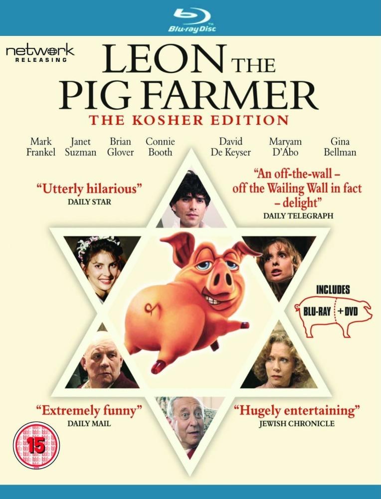 Леон - свиновод / Leon the Pig Farmer (1992)