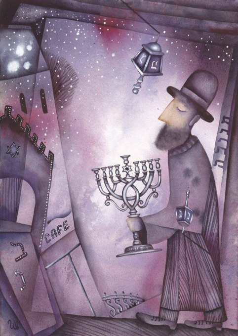 Еврейские сказки. Царь и еврей