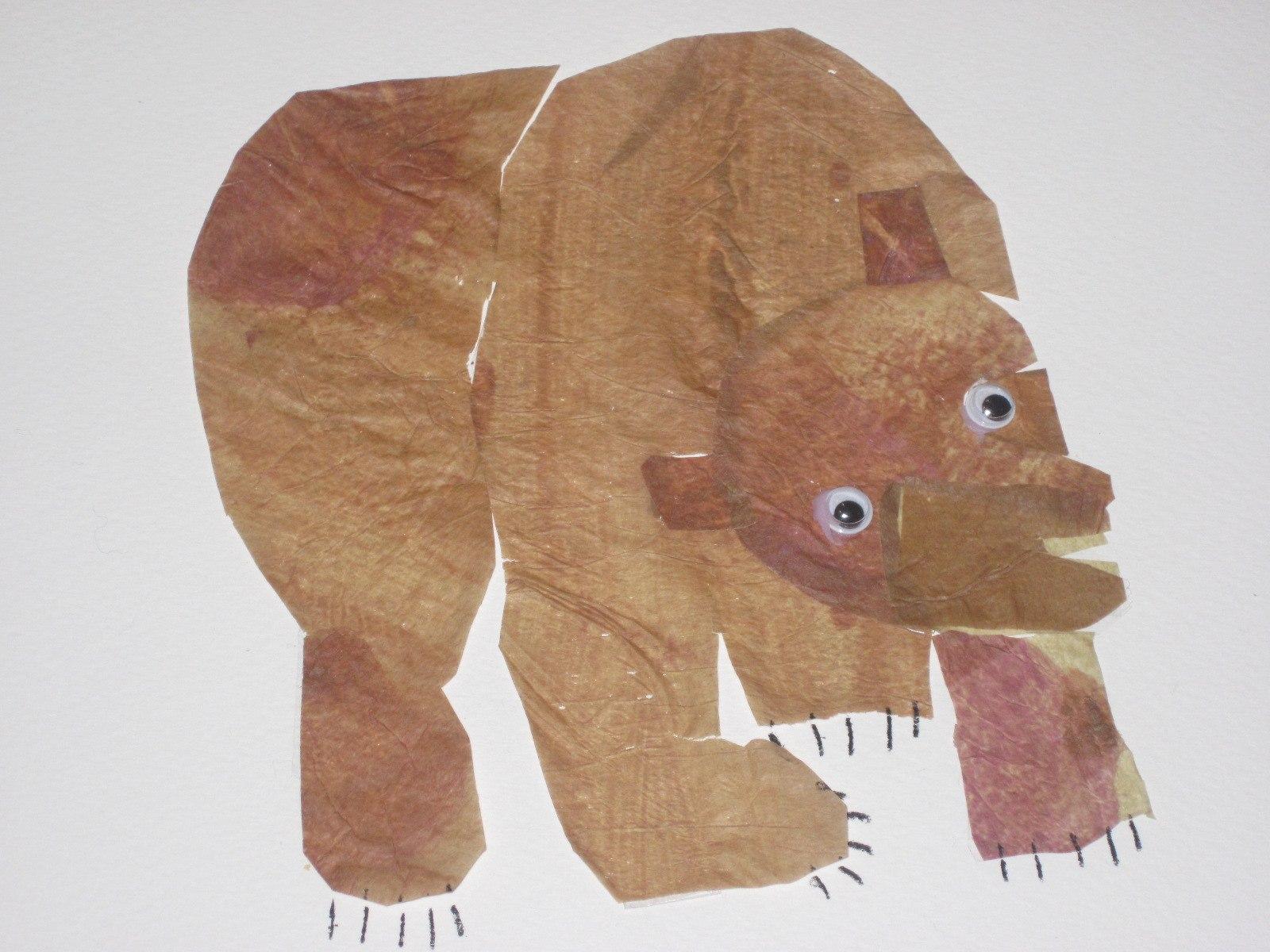 Еврейские сказки для детей. Дети и медведь