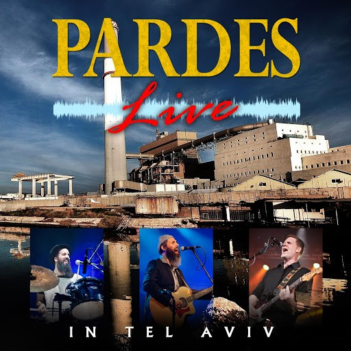 Pardes Band - Live In Tel Aviv (2014)