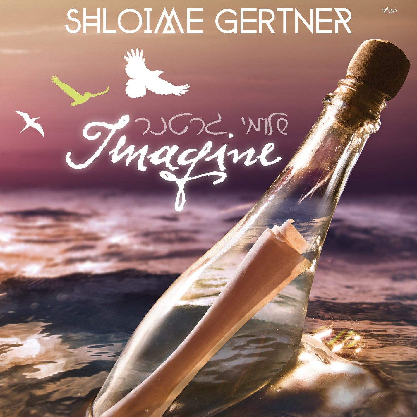 Shloime Gertner - Imagine (2013)
