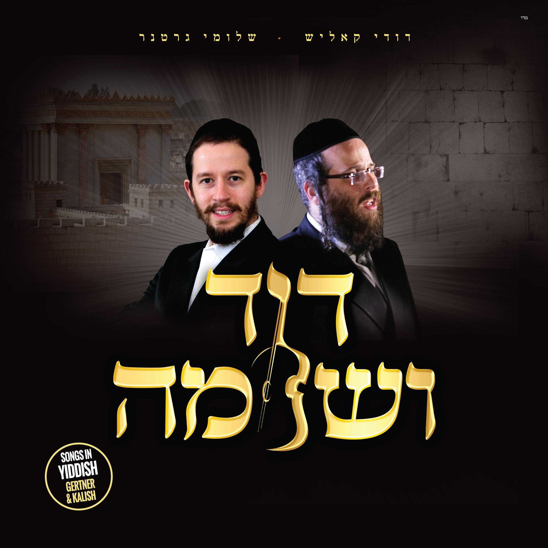 Shloime Gertner & Kalish - Dovid V'Shloime (2014)