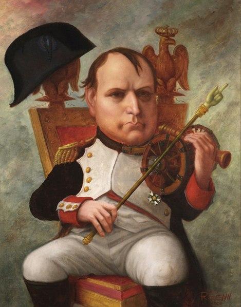 Еврейские народные рассказы. Наполеон и портной