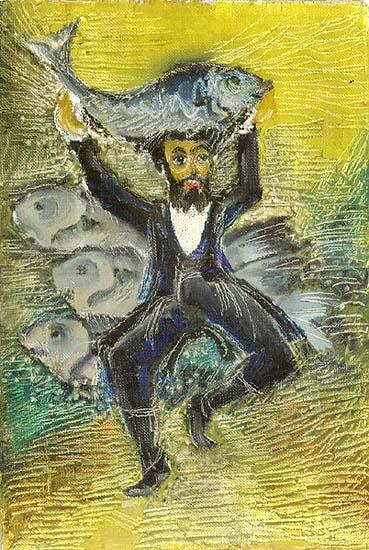 Рассказы о еврейских шутниках. Колев Лец