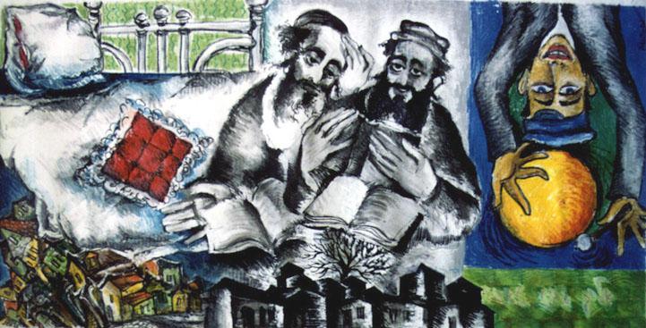 Рассказы о еврейских шутниках. Шая Файфер