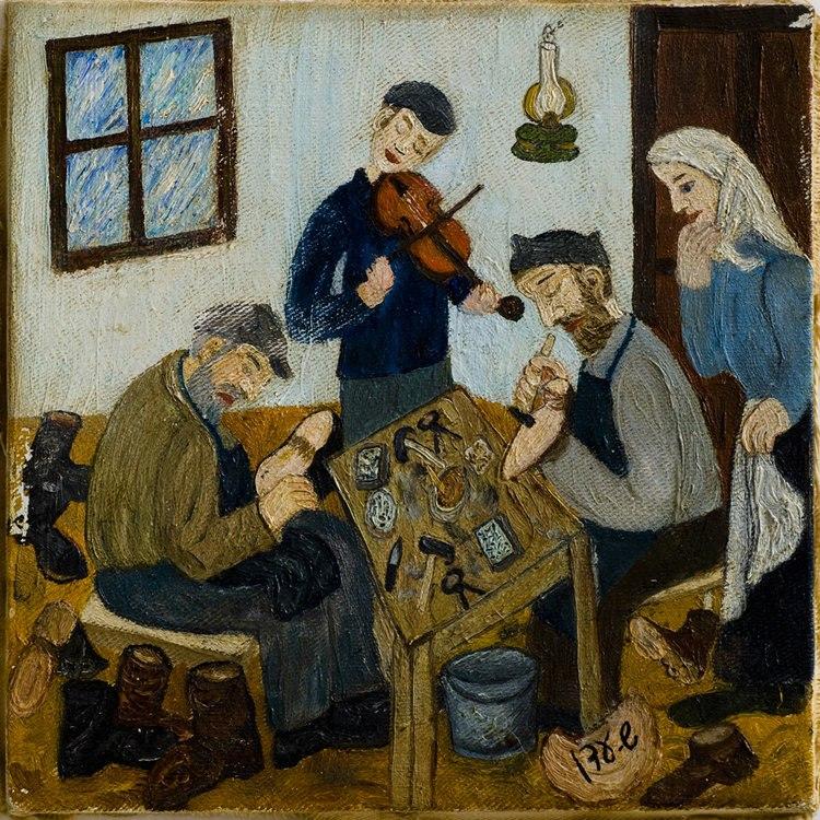 Рассказы о еврейских шутниках. Иосл Маршалик