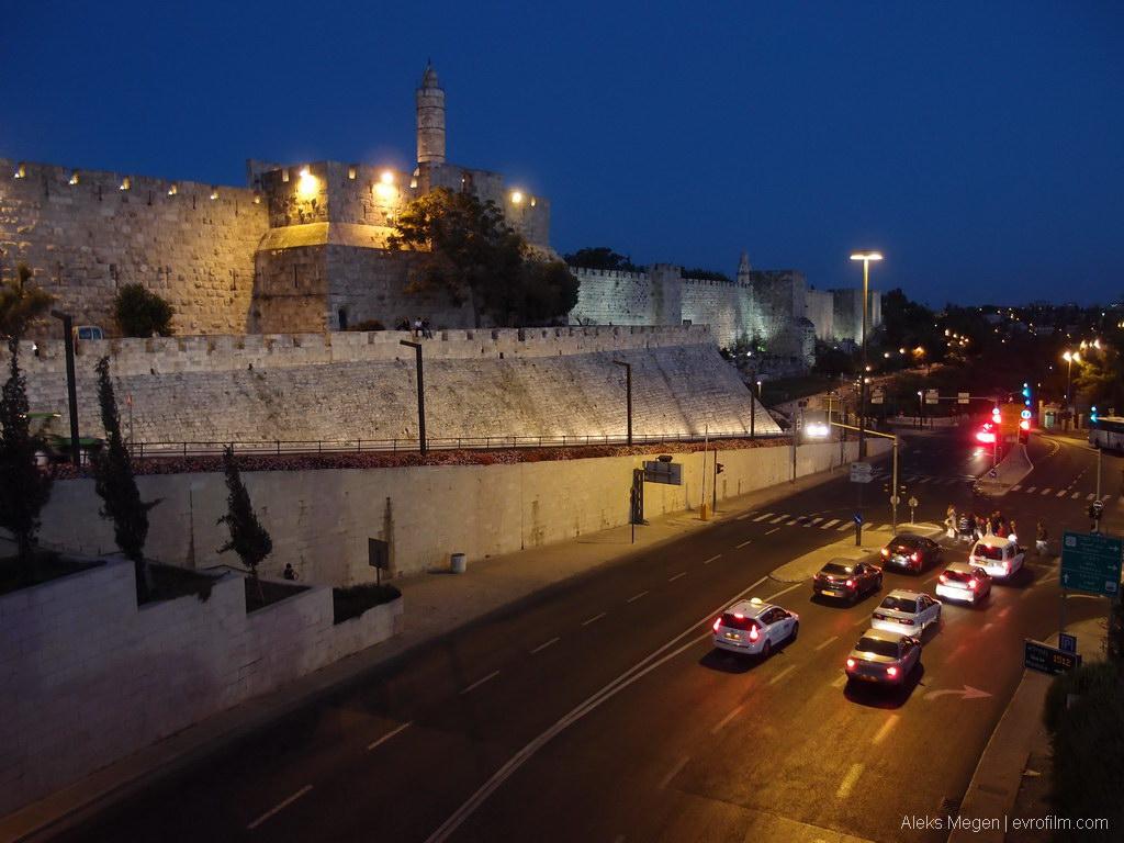 Иерусалим на фото в 2014 году, часть 2 - Старый Город
