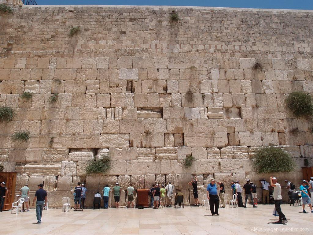 Фото Израиль-2014. Иерусалим, часть 3 - Шук, Стена Плача и другое