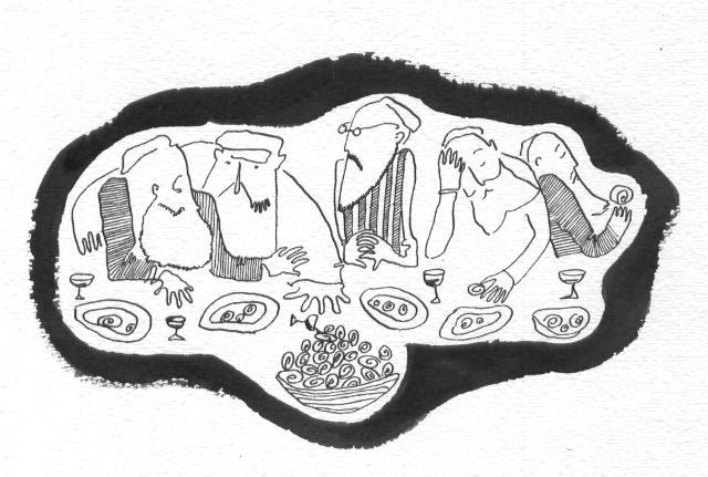 Еврейские сказки о чудаках