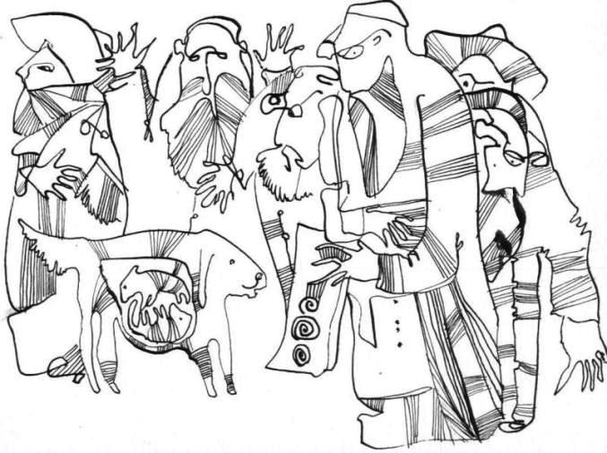 Еврейские сказки о дураках