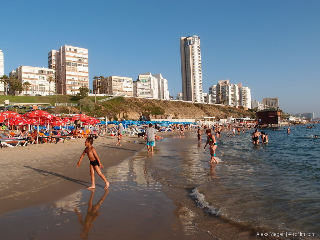 Фото Израиль-2014. Бат-Ям