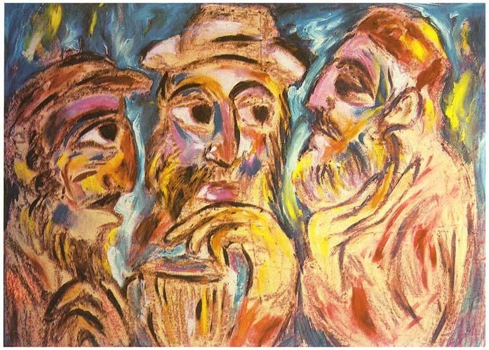 Еврейские рассказы о сумасшедших
