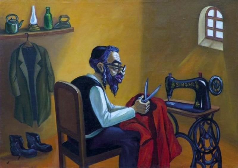 Сказки о ремесленниках-евреях