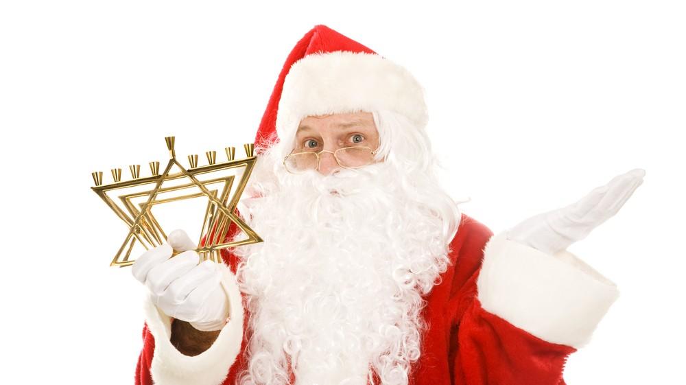 Еврейский Дед Мороз