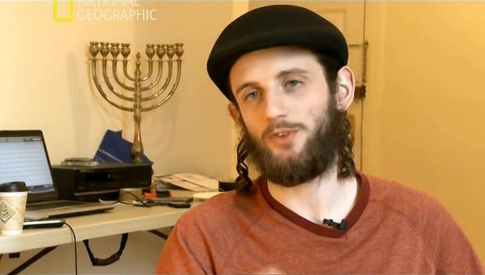 National Geographic. Взгляд изнутри: Хасидизм - Учение благочестия / Inside: Hasidism (2011)