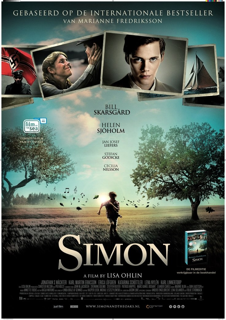 Симон и дубы / Simon och ekarna / Simon and the Oaks (2011)