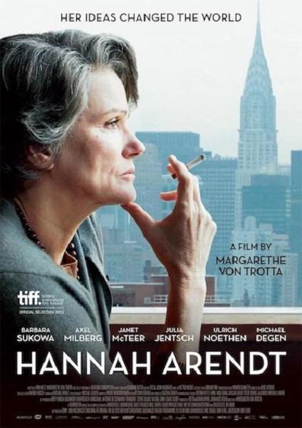 Ханна Арендт / Hannah Arendt (2012)