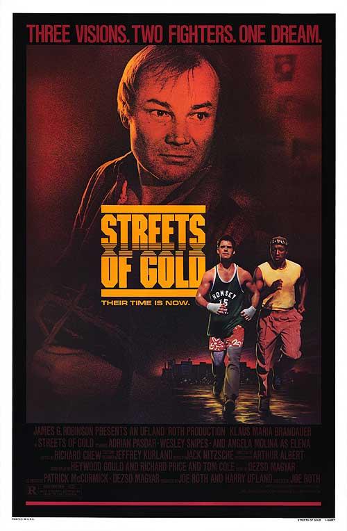 Улицы из золота / Streets Of Gold (1986)