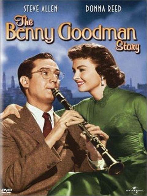 История Бенни Гудмена / The Benny Goodman Story (1956)
